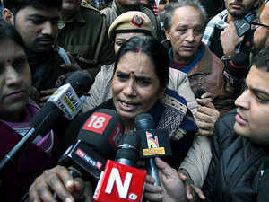 Nirbhaya's mother slams Indira Jaising for 'advising' her to forgive the rape convicts
