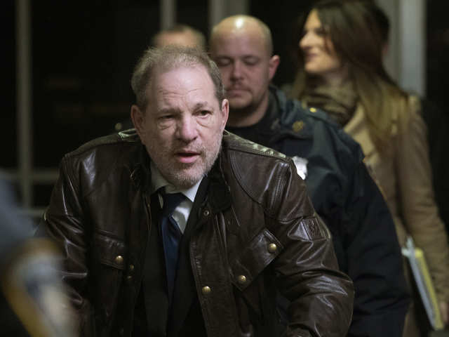 No white women in Weinstein's jury? Prosecutors accuse defense of excluding a race
