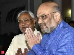 Amit Shah-Nitish