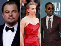 DiCaprio, Scarlett Johansson, Sterling K. Brown among SAG Awards presenters