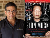 For the love of books: Devendra Parulekar shares his reading list, says Elon Musk's biography inspires him