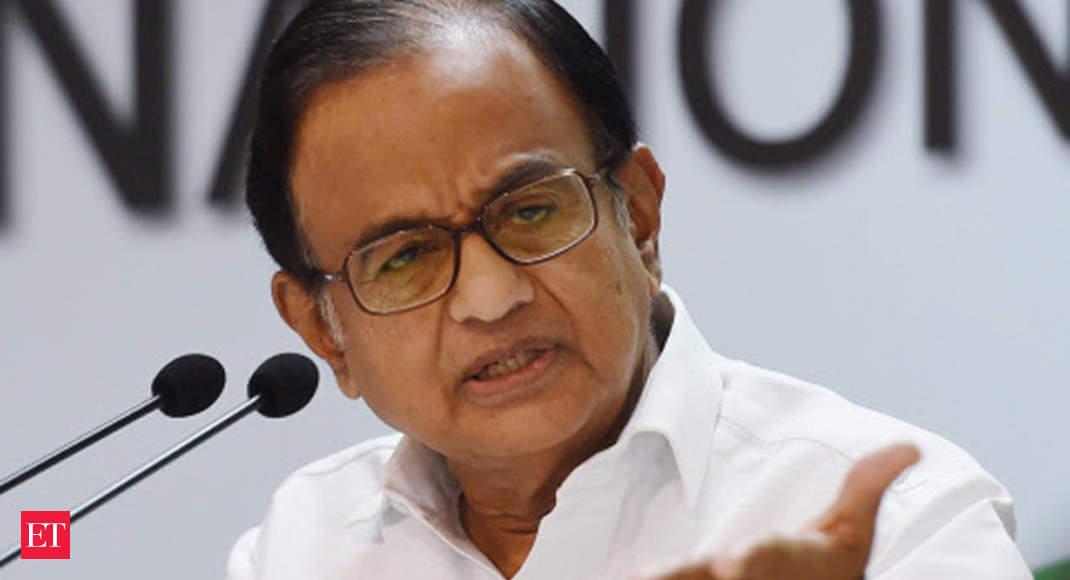NPR is NRC in disguise: Chidambaram