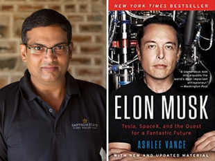 There is no better biography than that of Elon Musk, says Parulekar.