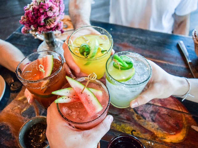 "The move to add more than a token non-alcoholic option is fueled by year-round demands for more sophisticated drinks aimed at the ""sober curious,"" as well as a way to get bodies into bar seats during the slowest month of the year."
