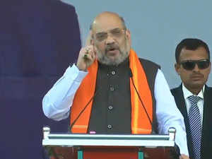 Those opposing CAA are 'anti-Dalits', says Amit Shah
