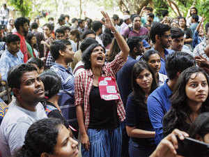 JNU students' union to move high court on Monday for quashing new hostel manual