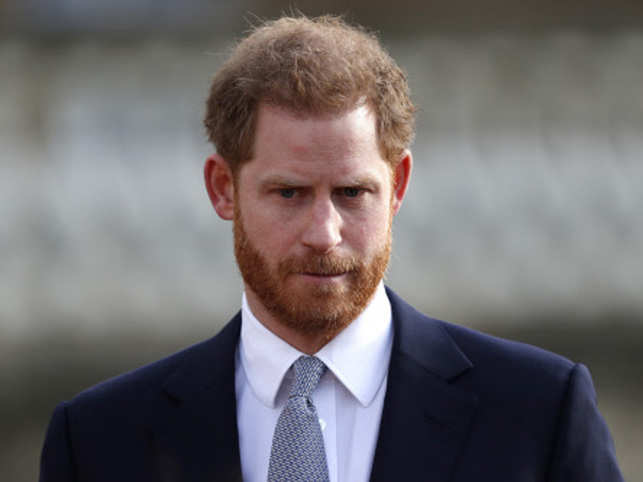 """In his first public comments after the royal split, the Duke of Sussex on Sunday said, when he and Meghan were married they were """"excited"""", """"hopeful"""" and """"were here to serve"""", the BBC reported."""