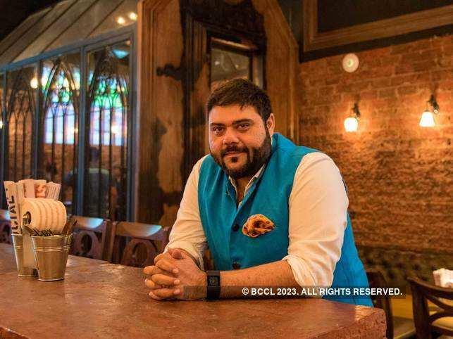 Riyaaz Amlani thinks Mumbai need to have a more vibrant nightlife.