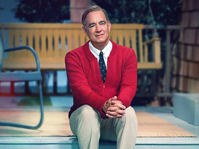 Image result for tom hanks a beautiful day in the neighborhood
