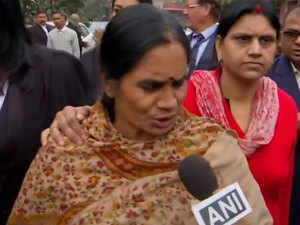 Tactic to delay hanging rejected: Nirbhaya's mother after convict's petition dismissed