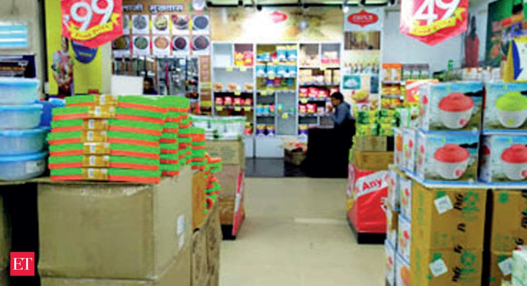 Reliance setting up small stores for last-mile delivery - Economic Times thumbnail
