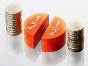 divide money