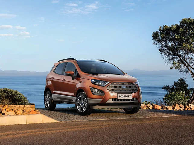 Ford India's BS-VI compliant EcoSport ​comes up with a standard 3-year or 1 lakh kilometer factory warranty. ​