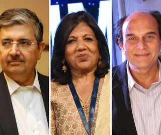 Biocon boss wants a 'globally competitive' India; Kotak, Mariwala remain optimistic