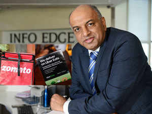 Watch: Info Edge India's Sanjeev Bikhchandani on Zomato-UberEats $350 mn deal