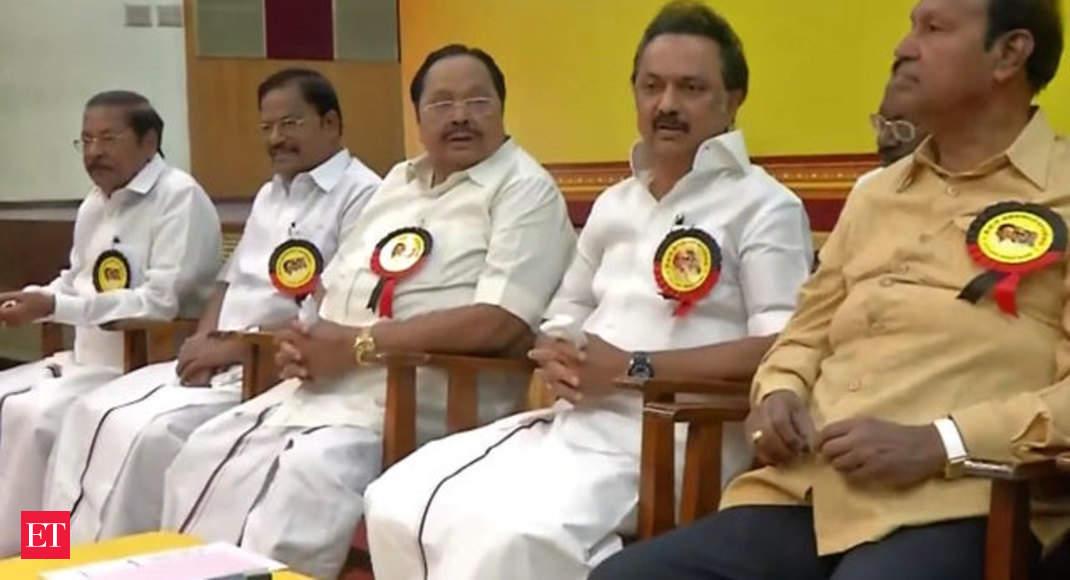 DMK passes resolution favouring citizenship for Sri Lankan Tamil refugees