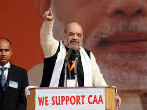 Protest as much as you want, CAA won't be withdrawn: Amit Shah in Lucknow