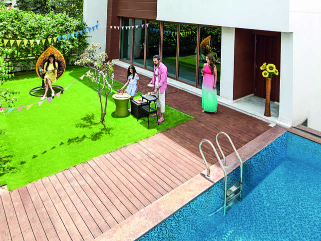 Tata Housing's luxury villa project in Sector 72 Gurugram replicates the European lifestyle in the heart of the city.