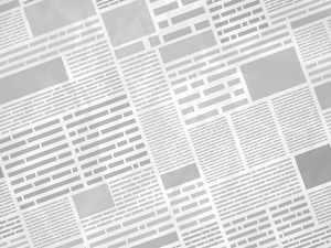newspaper getty