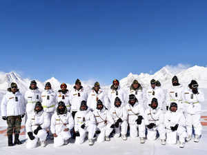 Every soldier in Siachen gets a personal kit worth Rs 1 lakh