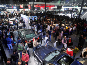 Chinese rescue auto expo, book 20% space