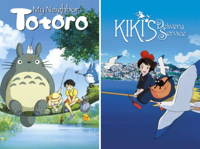 ​The first wave of films will be available on Netflix from February 1, and includes titles like 'My Neighbor Totoro', 'Castle in the Sky', 'Only Yesterday', 'Kiki's Delivery Service', 'Tales from Earthsea', and 'Ocean Waves'.​