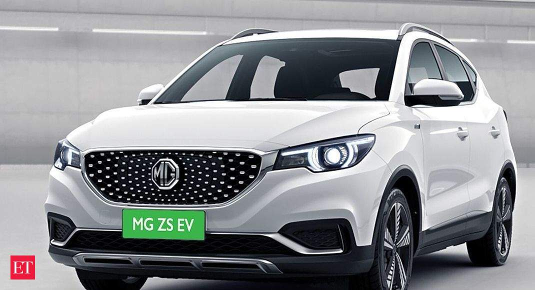 MG launches ZS EV