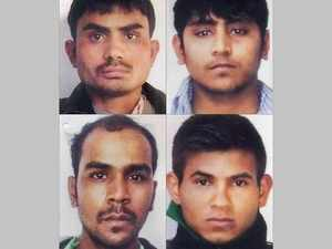 Nirbhaya rape case convicts.