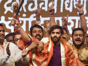 Watch: Raj Thackeray's son Amit Thackeray inducted into MNS
