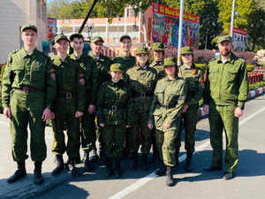 Russia sends youth cadet delegation for Republic Day