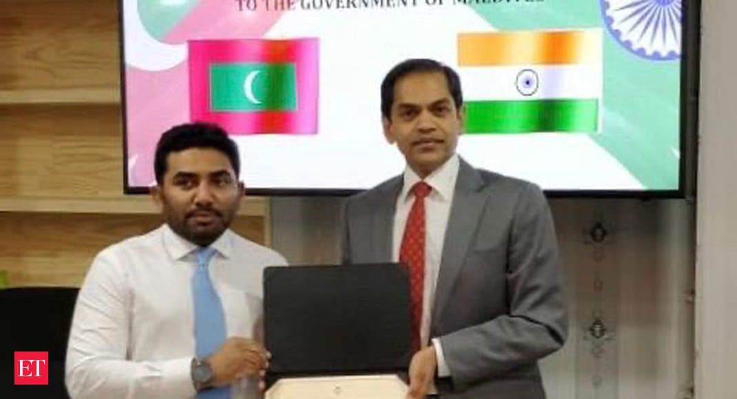 India first responder to fight emergency health crisis in Maldives