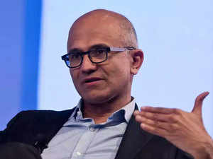 Satya Nadella at WEF: Data privacy must be seen as a human right