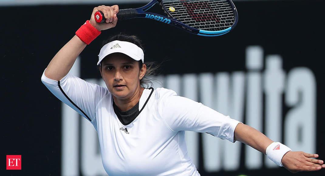 Injury cuts short Sania Mirza's Grand Slam return