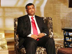 AirAsia case: ED calls in Tony Fernandes, R Venkataramanan again