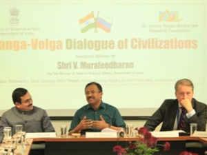 India, Russia launch Track 1.5 dialogue to push greater Eurasian partnership