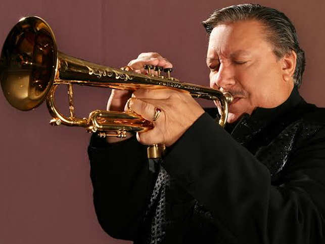 Sandoval, 70, is by no means a new star in the jazz firmament.