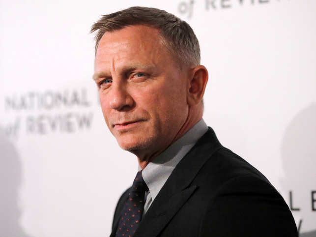 """Daniel Craig has confirmed that """"No Time To Die"""" will be his last film as James Bond."""