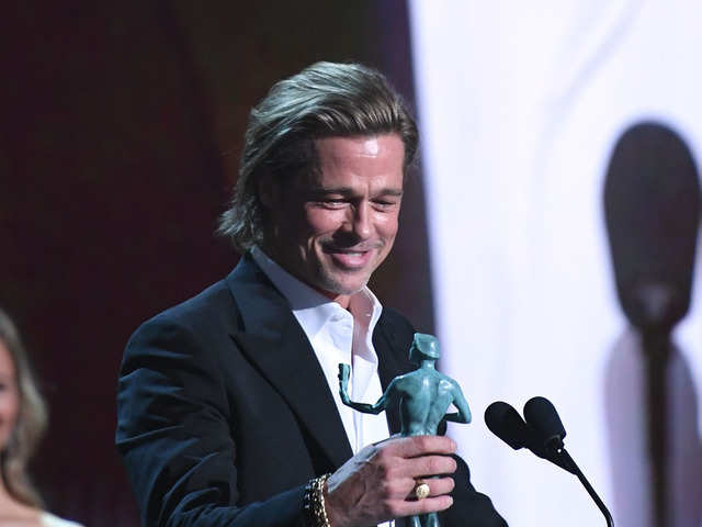 Don't swipe right on the profile with Brad Pitt's images: He's not on Tinder