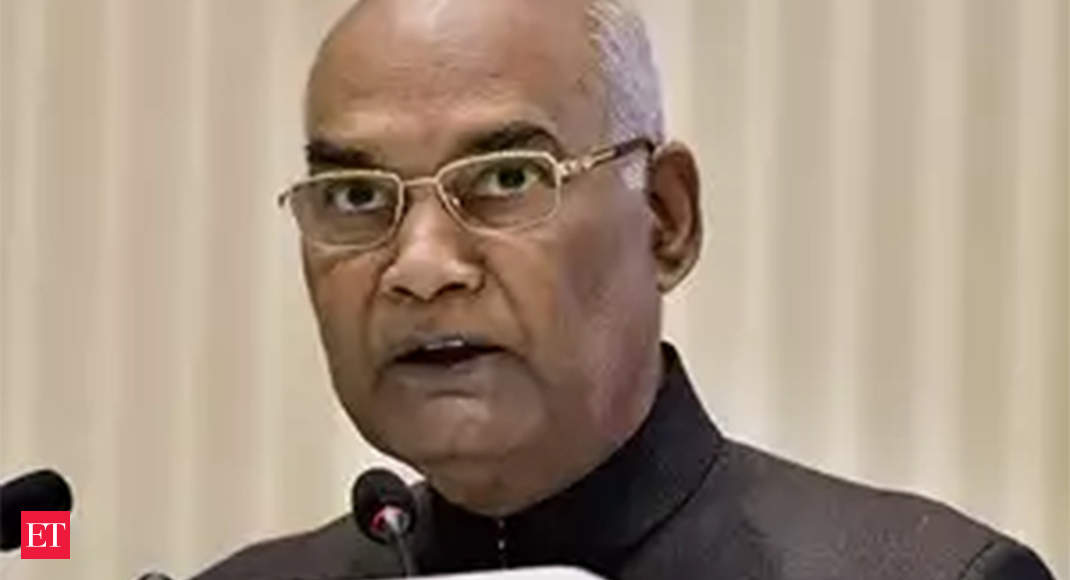 Some voters don't realise importance of right to exercise franchise: President Kovind