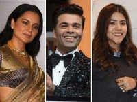 Govt to honour Kangana Ranaut, KJo & Ekta Kapoor with Padma Shri; overwhelmed celebs respond