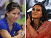 Mary Kom will be conferred with Padma Vibhushan, PV Sindhu to get Padma Bhushan
