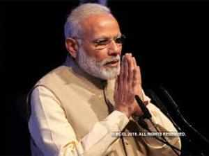 Indians are determined to achieve even in the face of adversity: Narendra Modi