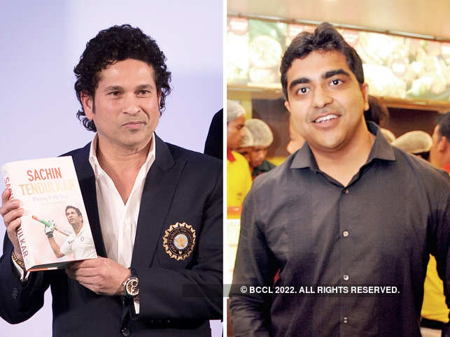 Tendulkar's autobiography is the only book that Wow! Momo boss has finished reading