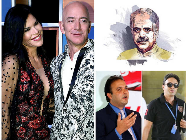 Corporate chatter: Minister angered by drones, Delhi heiress throws a fit in Mumbai, Jeff Bezos's desi des