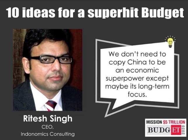 Ritesh Budget 123
