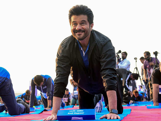 Fit at sixty: Anil Kapoor says he feels 'cranky' if he doesn't work out, calls fitness a way of life
