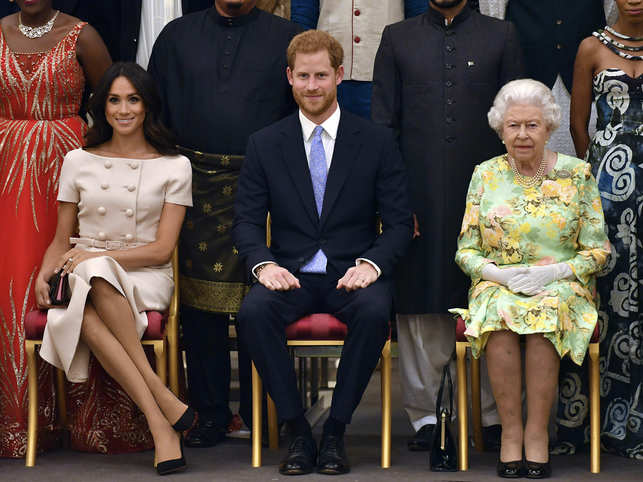 #Megxit takes a bitter turn, Meghan's father says he is 'embarrassed', break from royals could cause probl