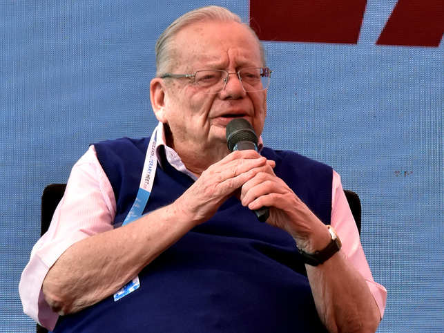 How to avoid writer's block: Ruskin Bond says visualise plot, listen to characters, revisit story 3 days l