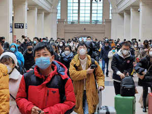 WHO says global risk of China virus is 'high'