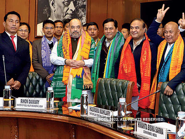 Govt signs peace pact with Bodos, Amit Shah says Assam's territorial integrity assured